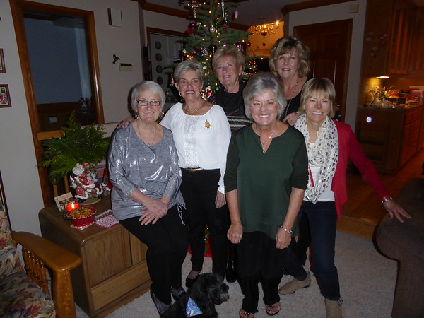 Shirley's Christmas Party 2016