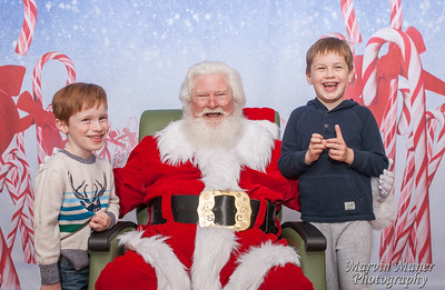 Rockdale 2018 Breakfast with Santa