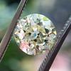 2.13ct Old European Cut Diamond , GIA Q/R VS2 1