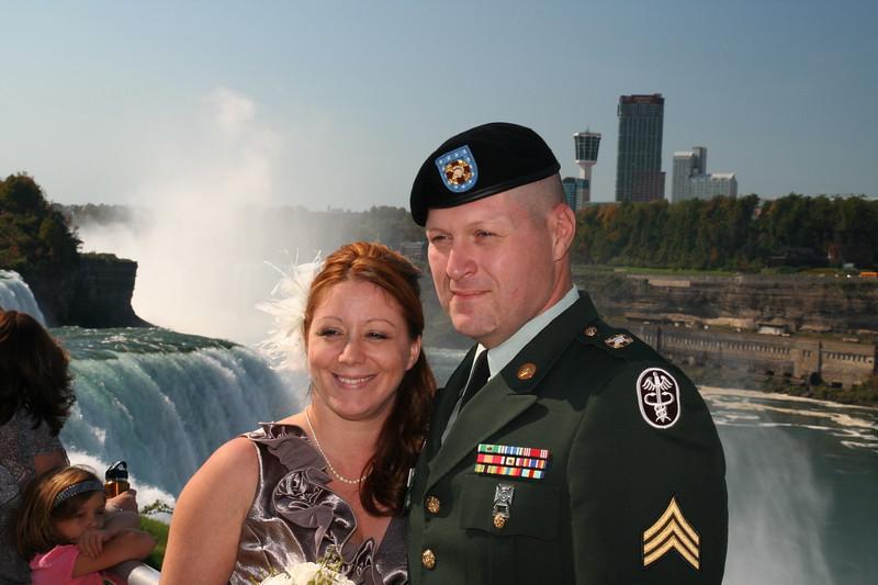 Godfrey-Albertson Wedding - October 8, 2011
