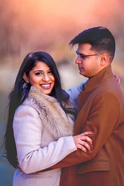 Prasad & Megha Pre-wedding Shoot