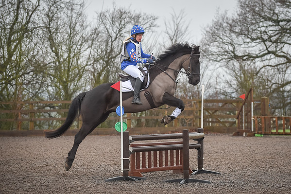 LEC Arena Eventing 17th January 2016