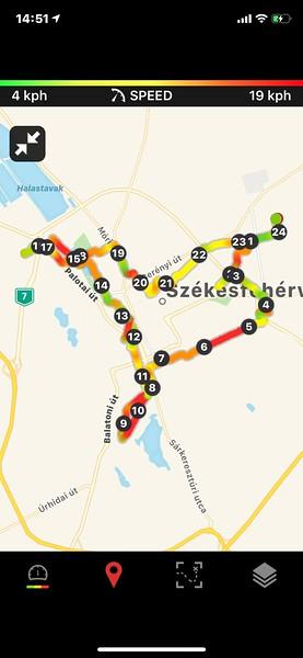 2018.04.20. Nagyszombati Szentsír látogatás kerékpárral