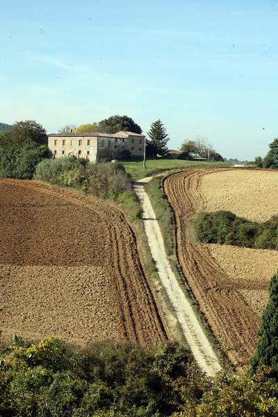 Walking Tour of Tuscany.