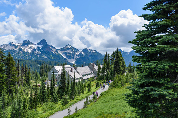 Mount Rainier National Park - July 2019
