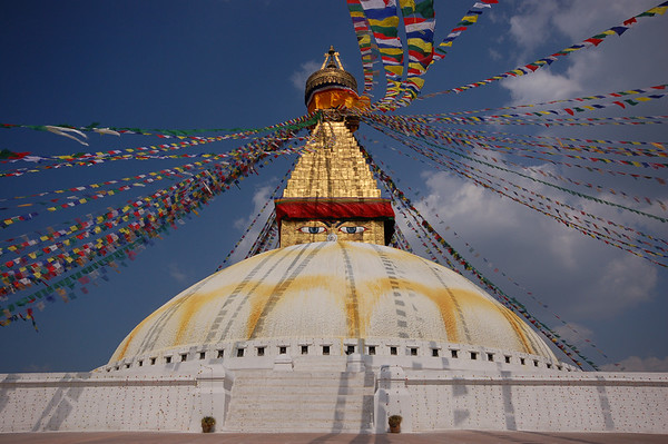 Pashupatinath, Bodnath and Swayambunath