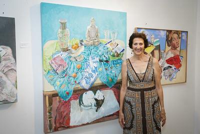 Sandy Lerman @ Paul Fisher Gallery