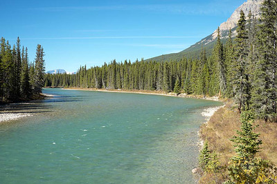 28 September : Bow Valley Parkway, Lake Louise to Banff, AB