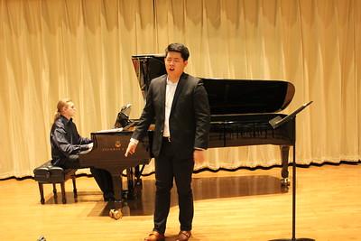 Jason Hwang '18 Recital - 1.9.18