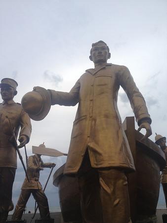 Rizal Shrine in Dapitan