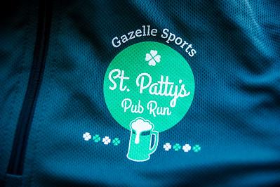2016 St Patty Pub Run