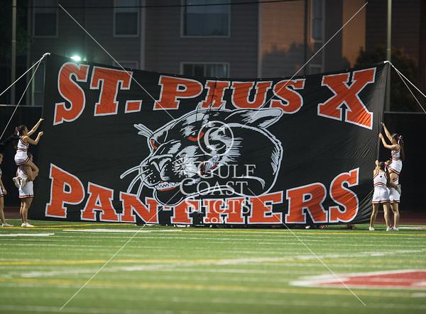 2013-10-18 Football Varsity St. Pius X @ St. Thomas