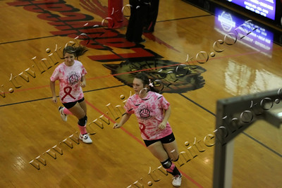 Mena vs Clarksville - LadyCat Volleyball 2010