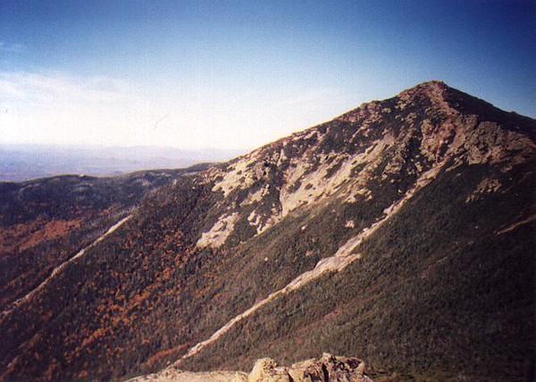 Mt. Eisenhower (6.2 miles; d=11.70), Mt. Moosilaukee (7.8 miles; d=13.00), & the Franconia Ridge (8.5 miles; d=16.30)
