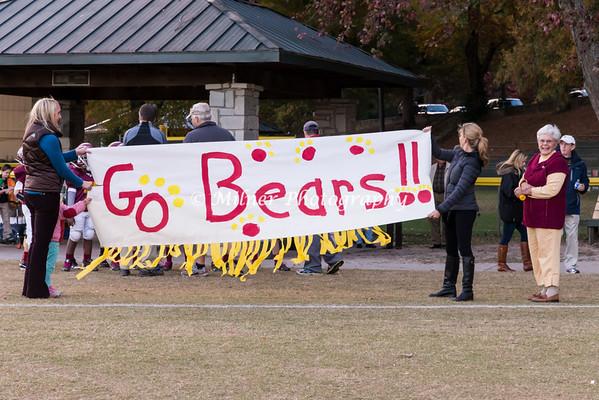 #42 Hornets vs Golden Bears