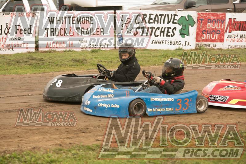 Emmetsburg  Raceway