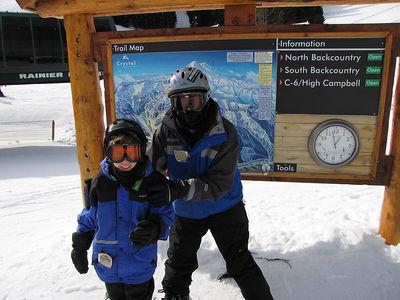 Crystal Mountain Feb 11 2006