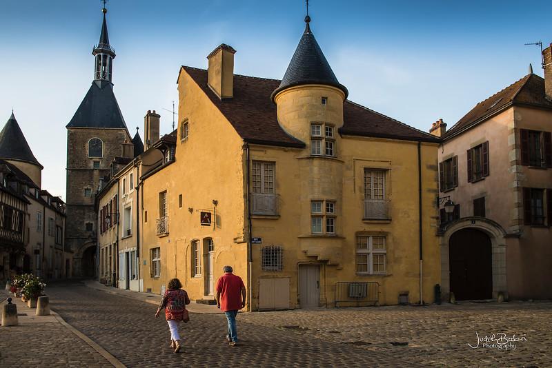 Avalon, Bourgogne, France