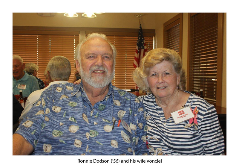 Ronnie Dodson '56 and his wife, Vonciel.jpg