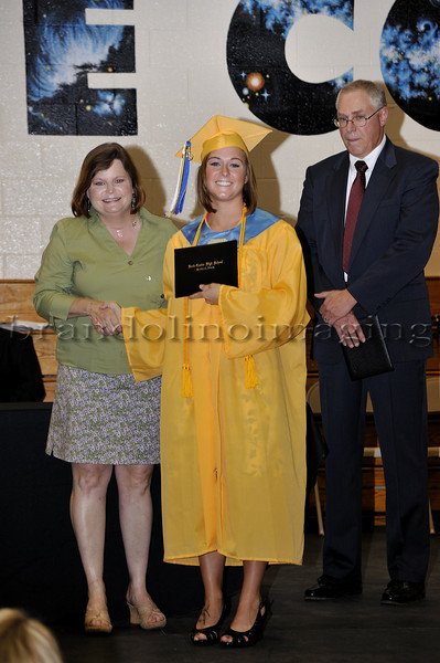 RCHS Sr. Honors Night 2009 and Graduation Ceremony