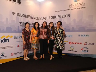 Infobank: 3rd Indonesia Mortgage Forum 2019