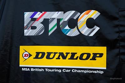 Thruxton Touring Cars