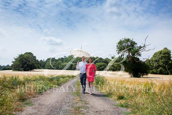 Tanya & Gareth's Engagement Shoot, July 2018