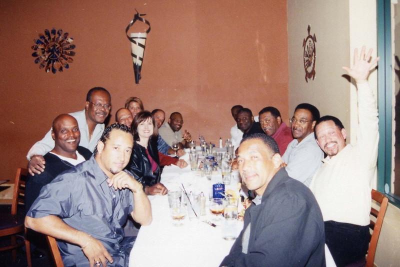 The fellas in ScottsdaleFame.JPG