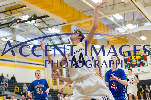 UAHS Freshman Basketball 1-17-14