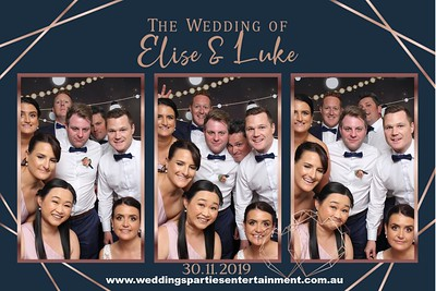 Elise & Luke's Wedding