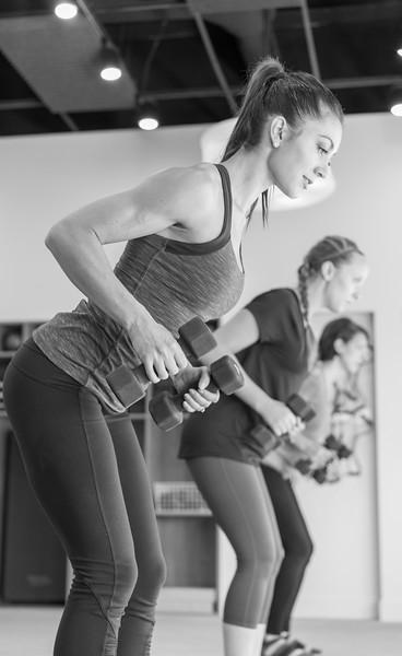 Fitness Photography | Ballet Physique | Denver CO