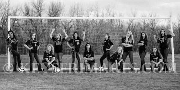2013 Cherokee Trail Girls Soccer