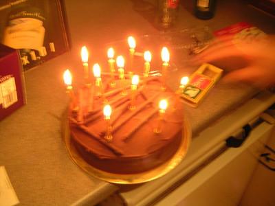 Hazel's 29th birthday