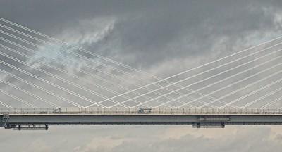 The Three Bridges, Edinburgh, UK 2018