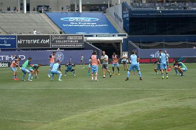 New York City FC & Colorado 7/30