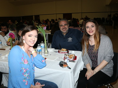 Student Workforce Employers Appreciation Luncheon