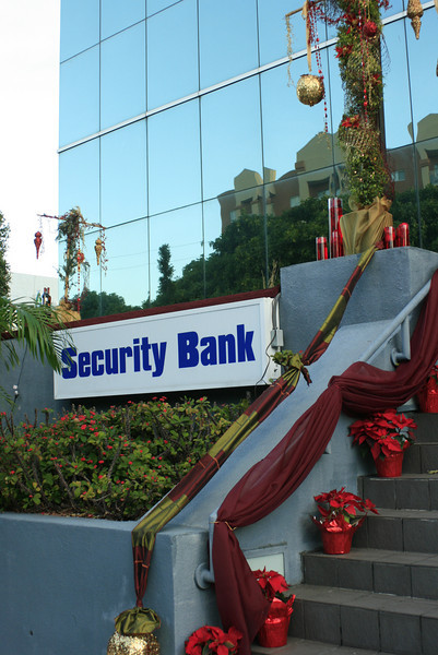 Security Bank & CP Capital Bankcorp Holiday Party Dec 2008