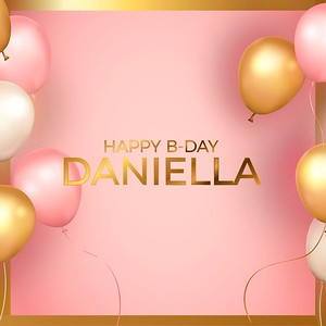 Aniversário | Festa da Dani