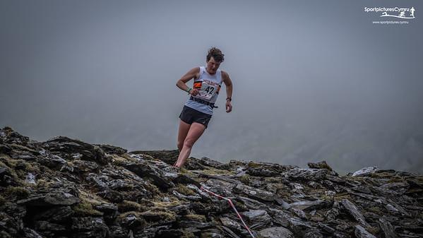 Ras y Moelwyn - Llwybr Ceffylau at 6 Miles