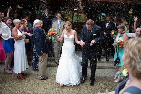 Allison & Steve Wedding
