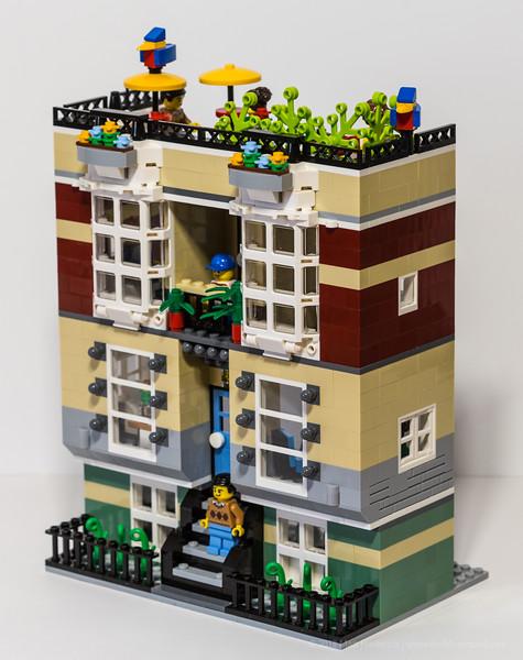 Lego Creator MOCs