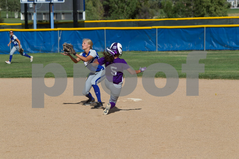 Arvada West Varsity Softball 2014