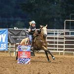Happy Ranch Barrel Race 6-29-21