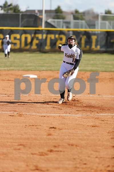 3/19/18 Bishop Kelly vs Boise Varsity Softball