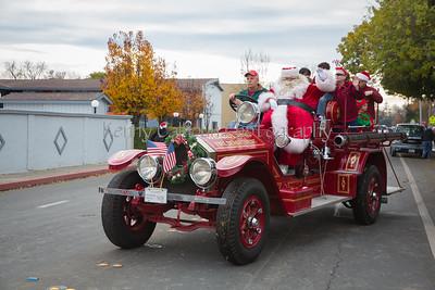 2015 Woodland Chritmas Parade