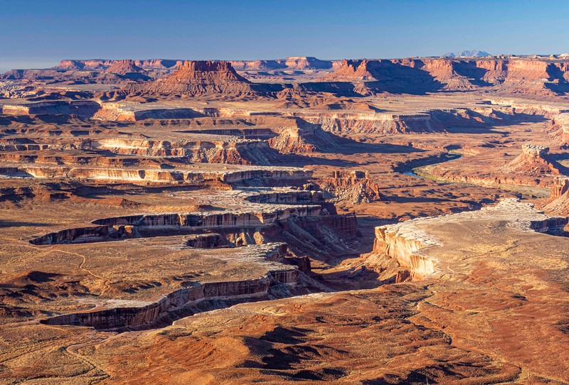 Canyonlands viewed from Dead Horse Point