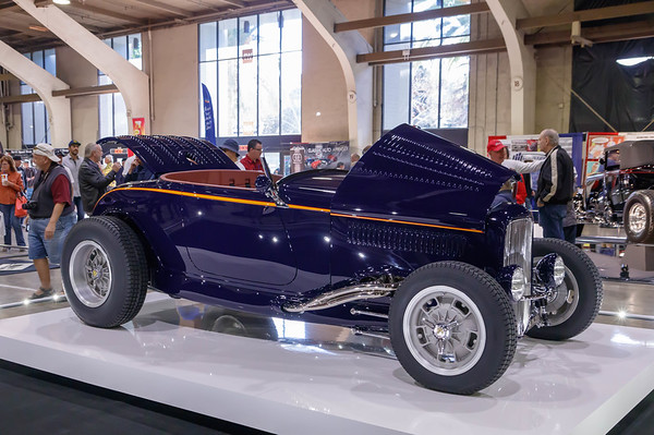 69th Grand National Roadster Show in Pomona, CA - January 2018