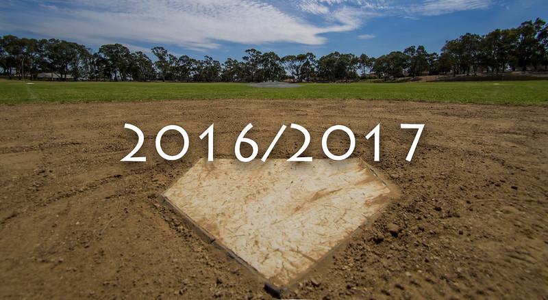 2016/2017 Season