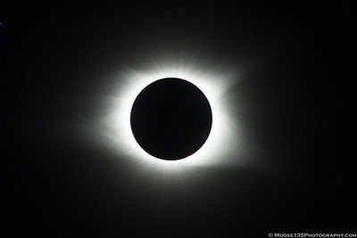 Total Solar Eclipse - August 2017
