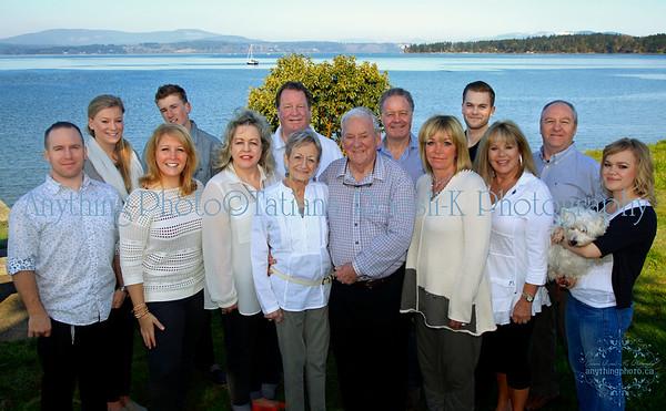 Helen Keys Family